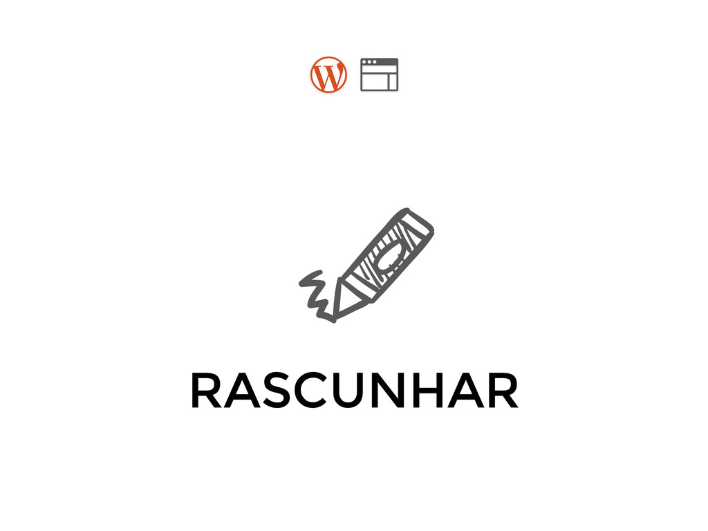 RASCUNHAR