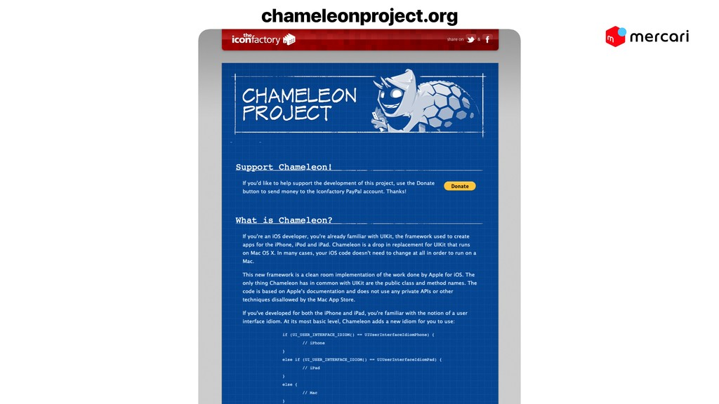 chameleonproject.org