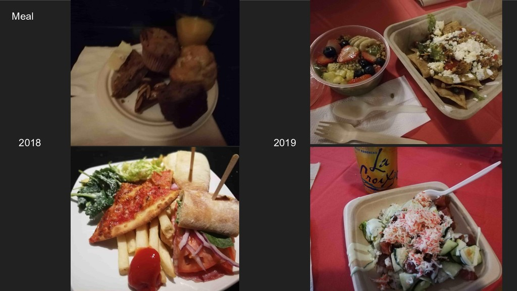 Meal 2018 2019