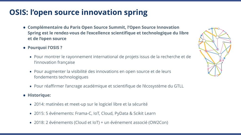 OSIS: l'open source innovation spring • Complém...