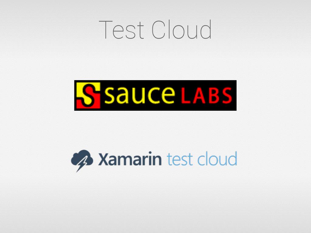 Test Cloud