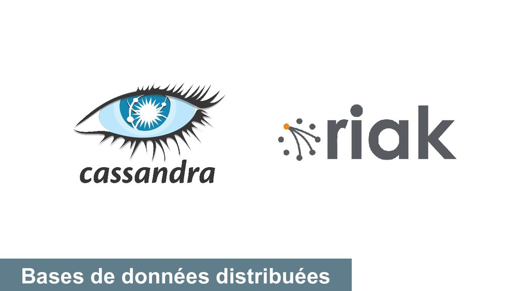 Bases de données distribuées