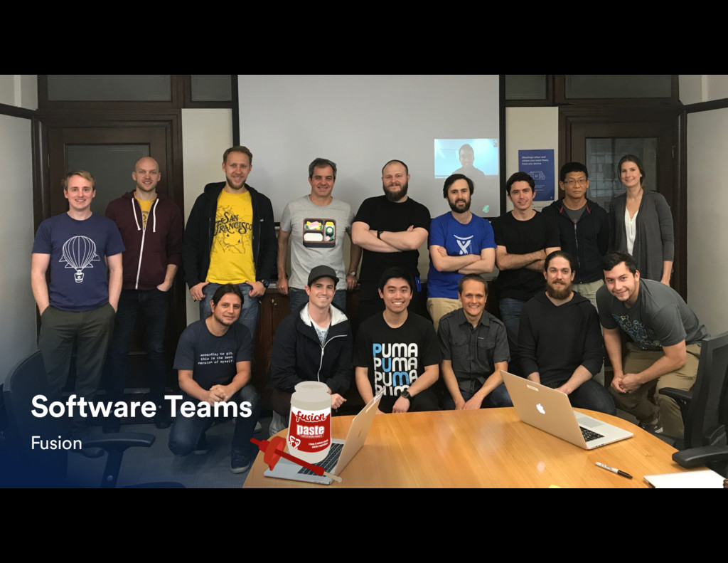 Software Teams Fusion