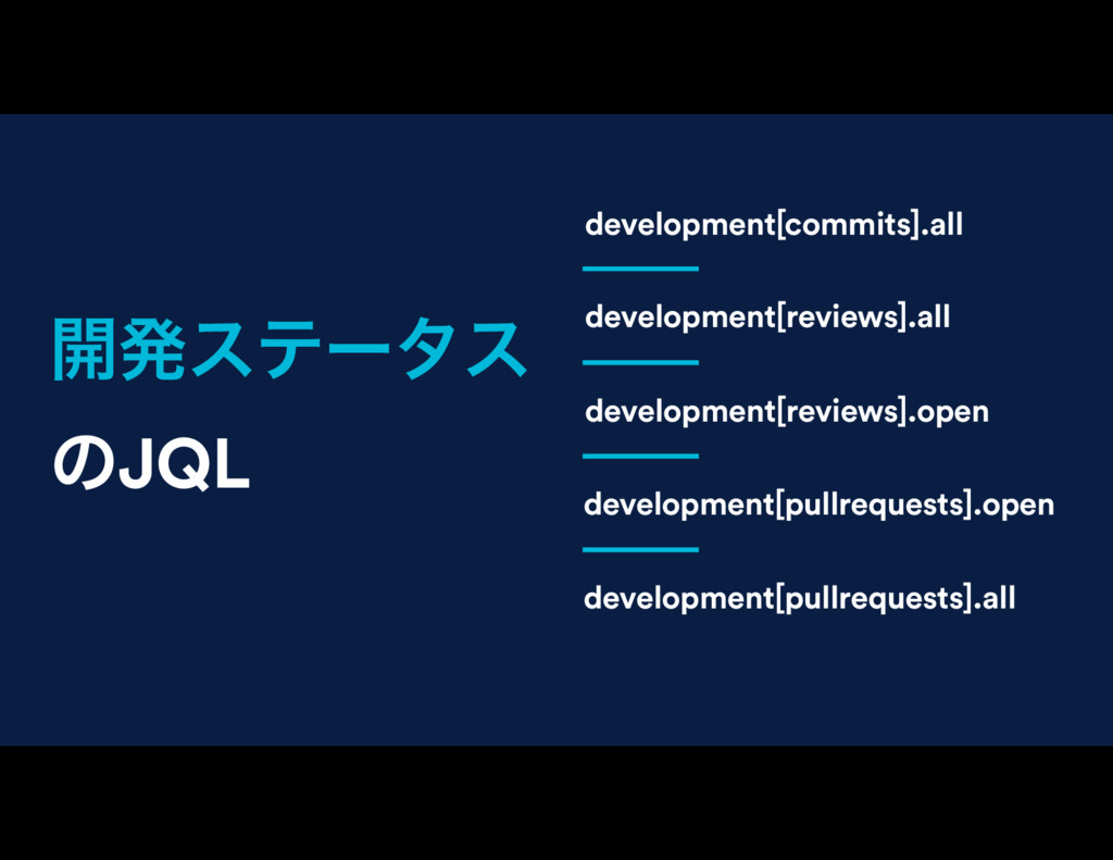 development[commits].all development[pullreques...