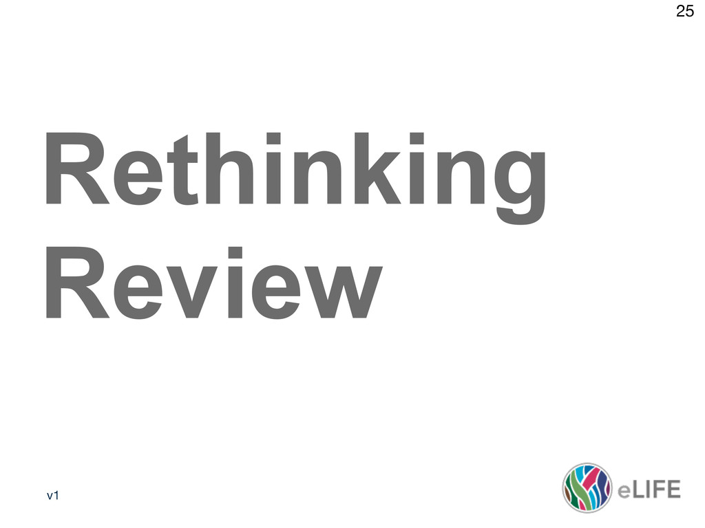 v1 25 Media policy 2 Rethinking Review