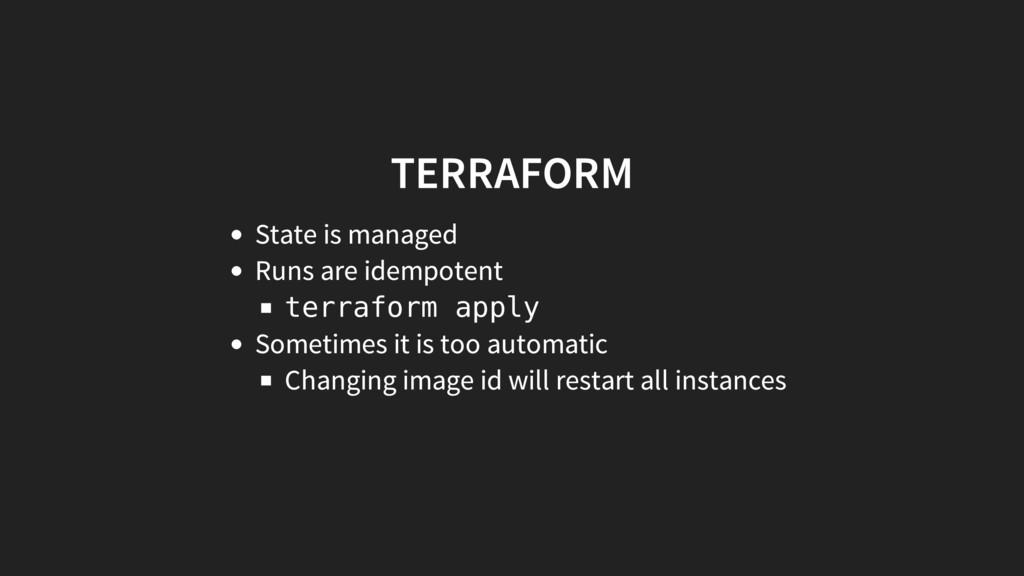 terraform apply