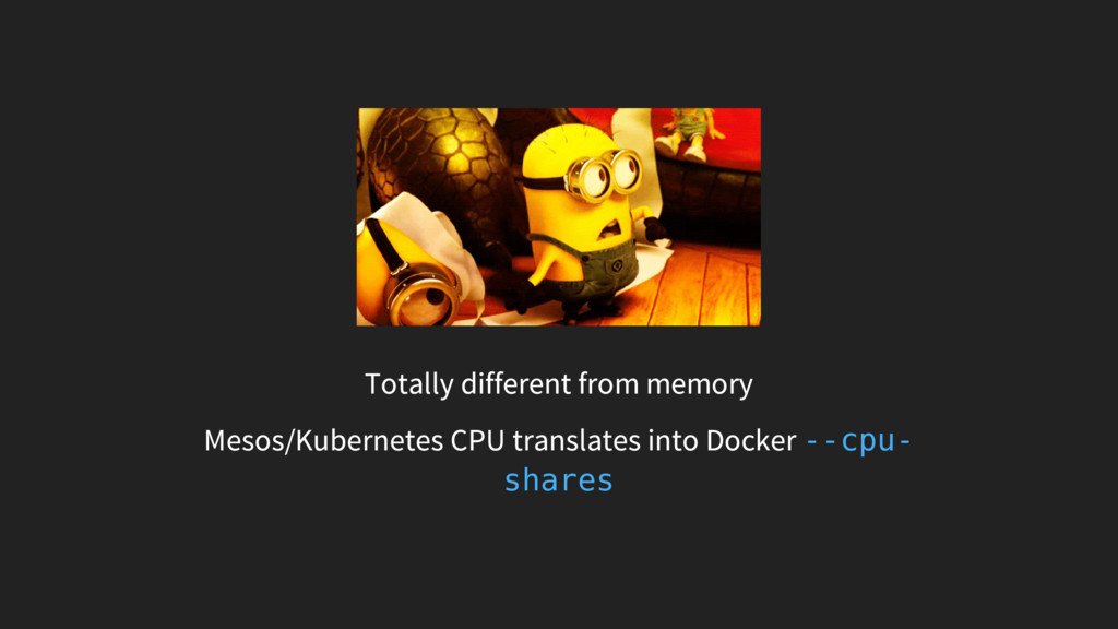 --cpu- shares