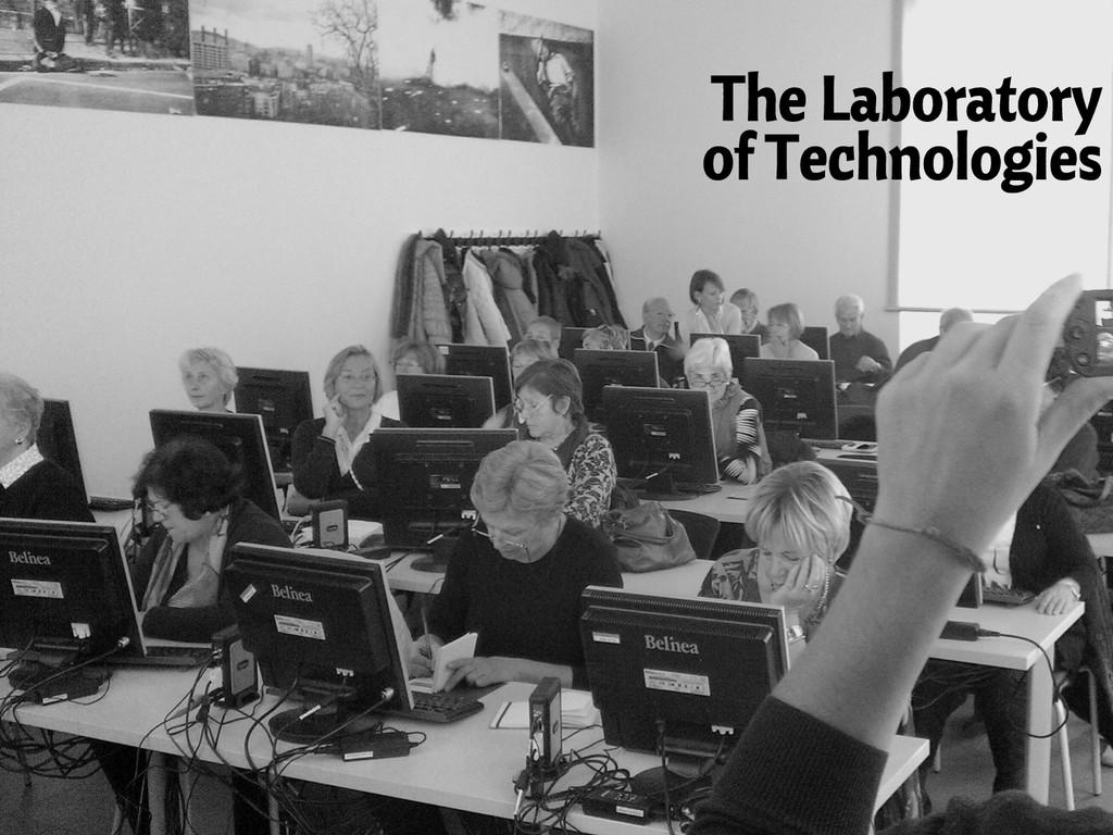 The Laboratory of Technologies