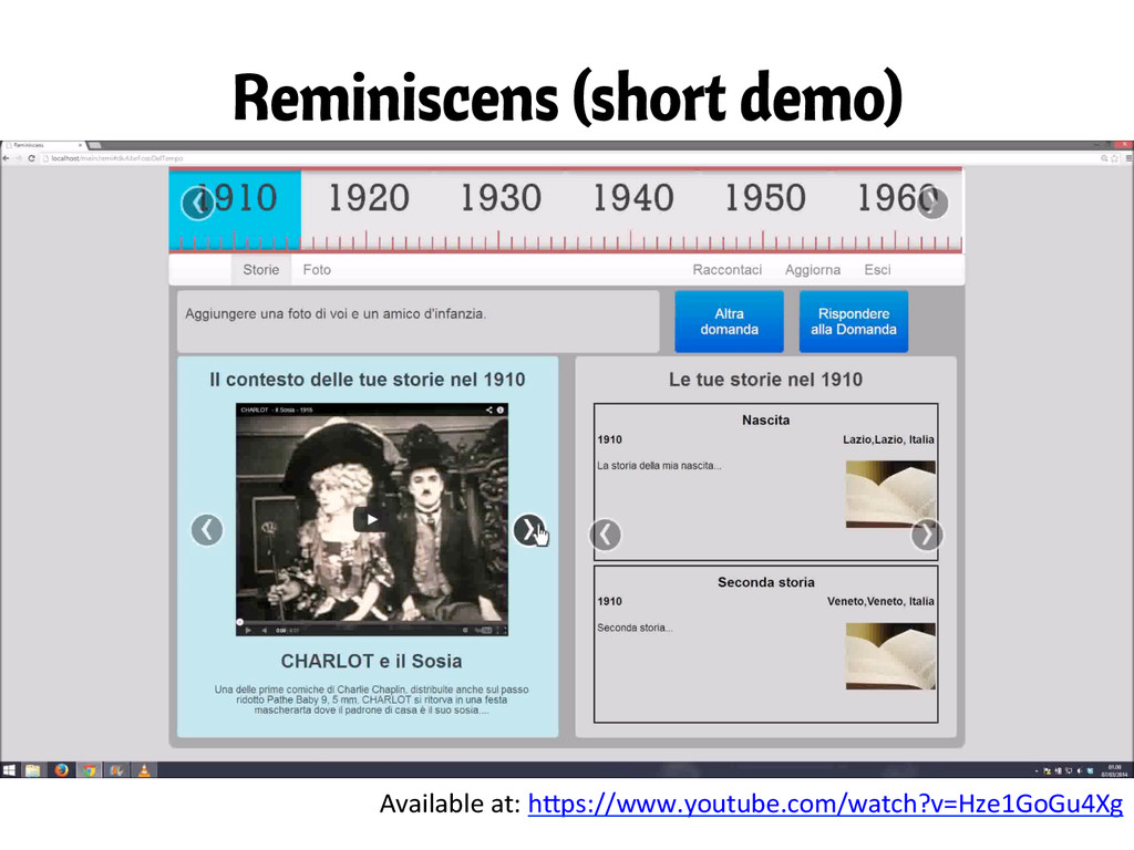 Reminiscens (short demo) Available at: hU...