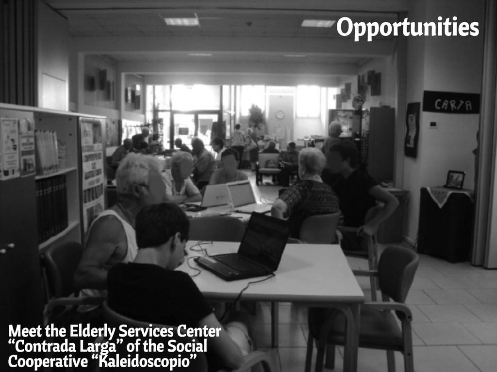 Opportunities Meet the Elderly Services Center ...