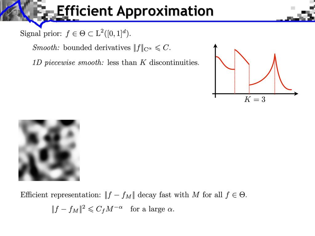 Efficient Approximation