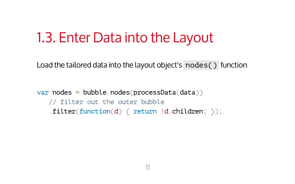 1.3. Enter Data into the Layout Load the tailor...