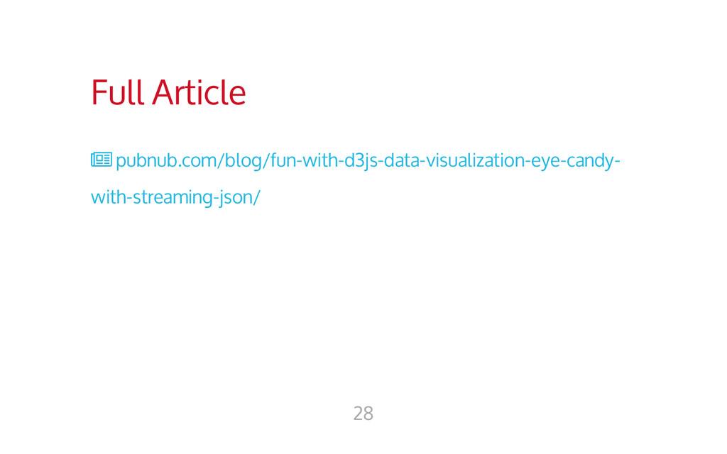 Full Article  pubnub.com/blog/fun-with-d3js-da...