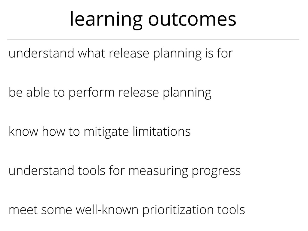 know how to mitigate limitations understand wha...