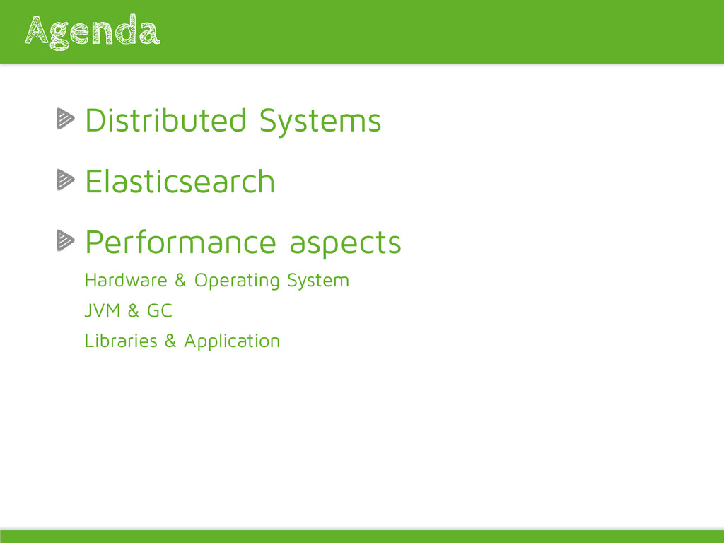Distributed Systems Elasticsearch Performance a...