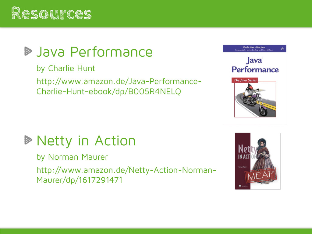 Java Performance by Charlie Hunt http://www.ama...