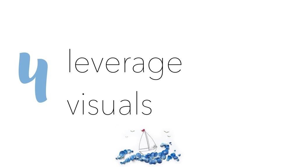 leverage visuals 4