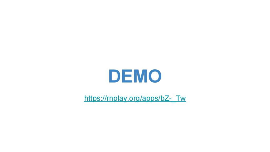 DEMO https://rnplay.org/apps/bZ-_Tw