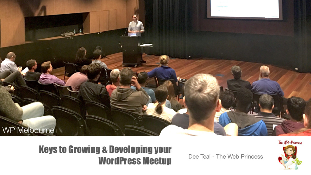 Keys to Growing & Developing your WordPress Mee...