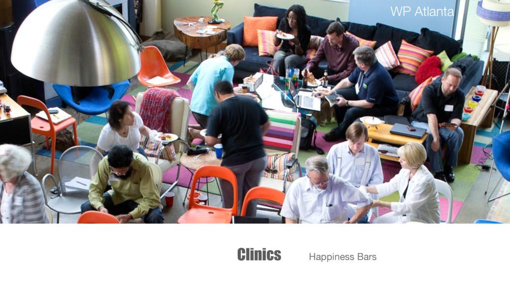 Clinics Happiness Bars WP Atlanta