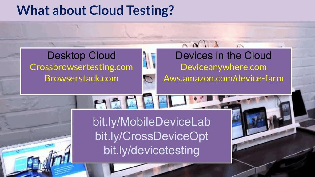 OptimiseOrDie Desktop Cloud Crossbrowsertesting...