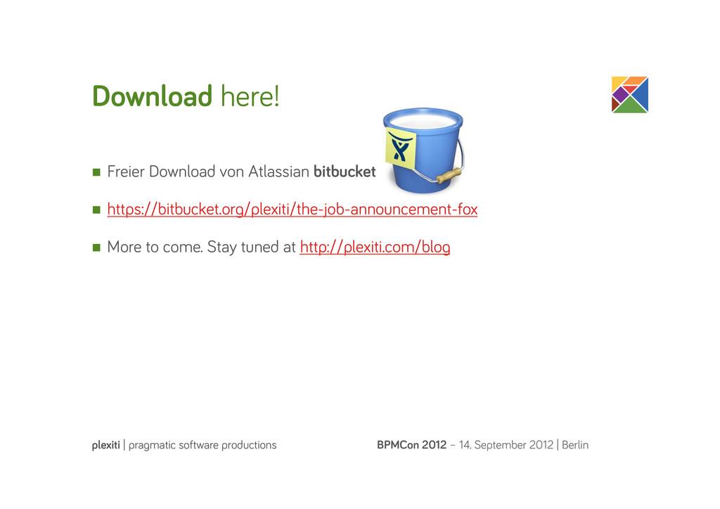 Download here! BPMCon 2012 – 14. September 2012...