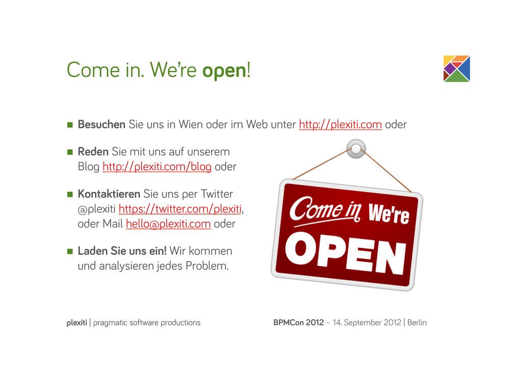 n Besuchen Sie uns in Wien oder im Web unter ...