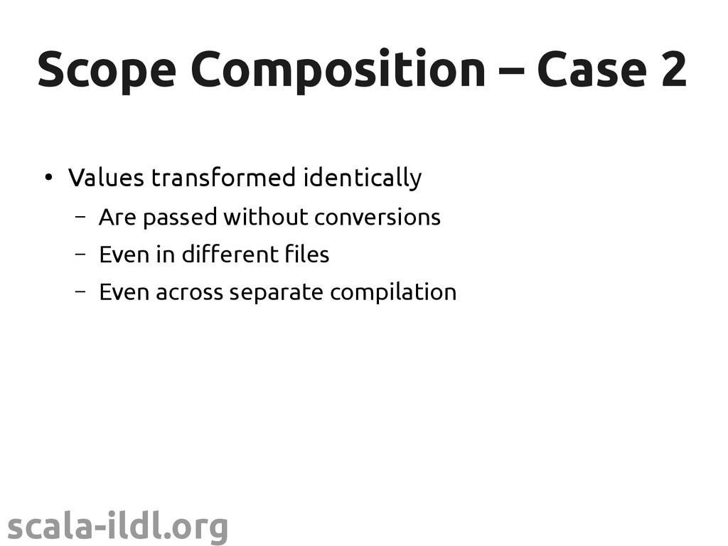 scala-ildl.org Scope Composition – Case 2 Scope...