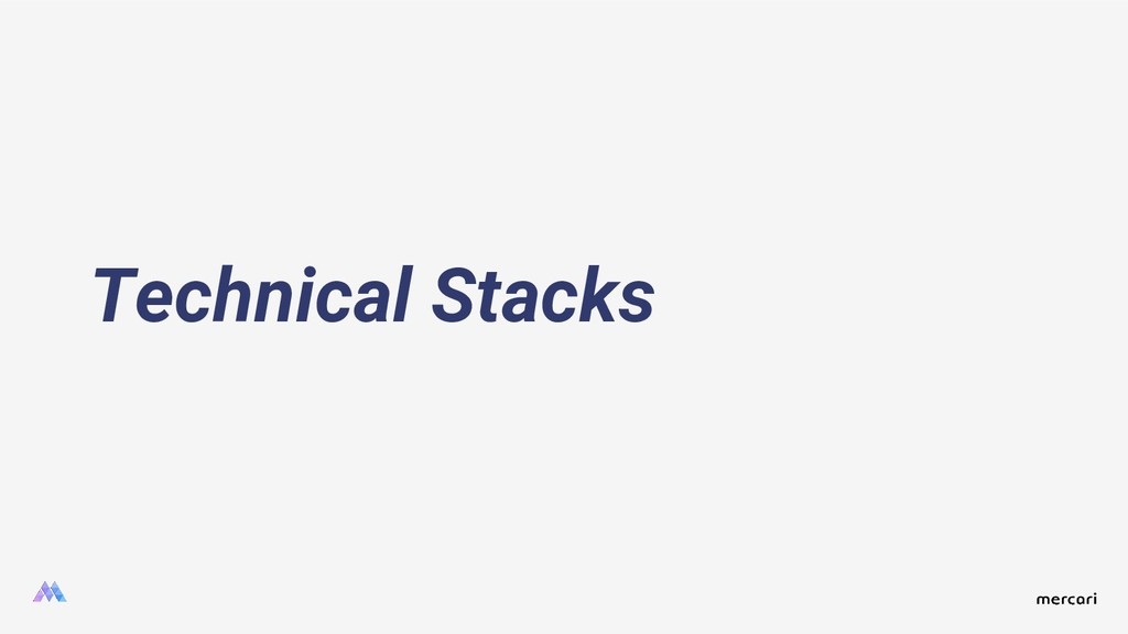 Technical Stacks