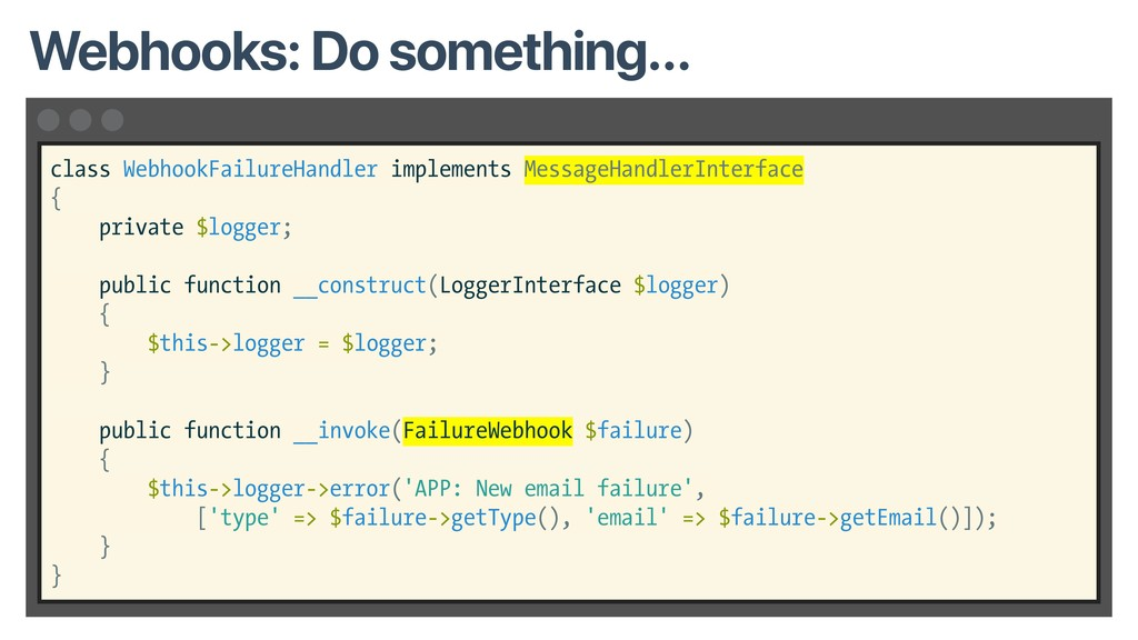 class WebhookFailureHandler implements MessageH...