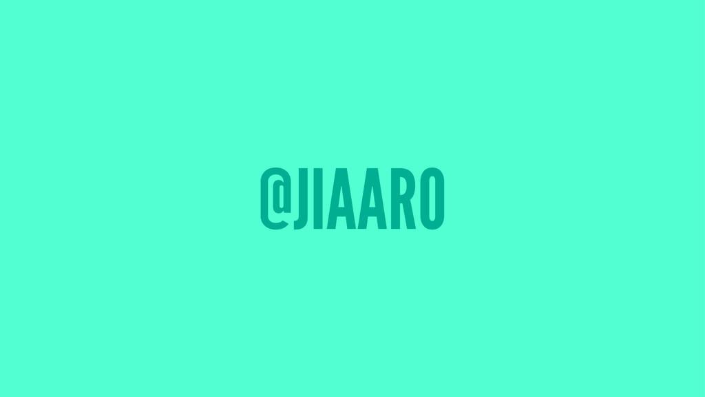 @JIAARO