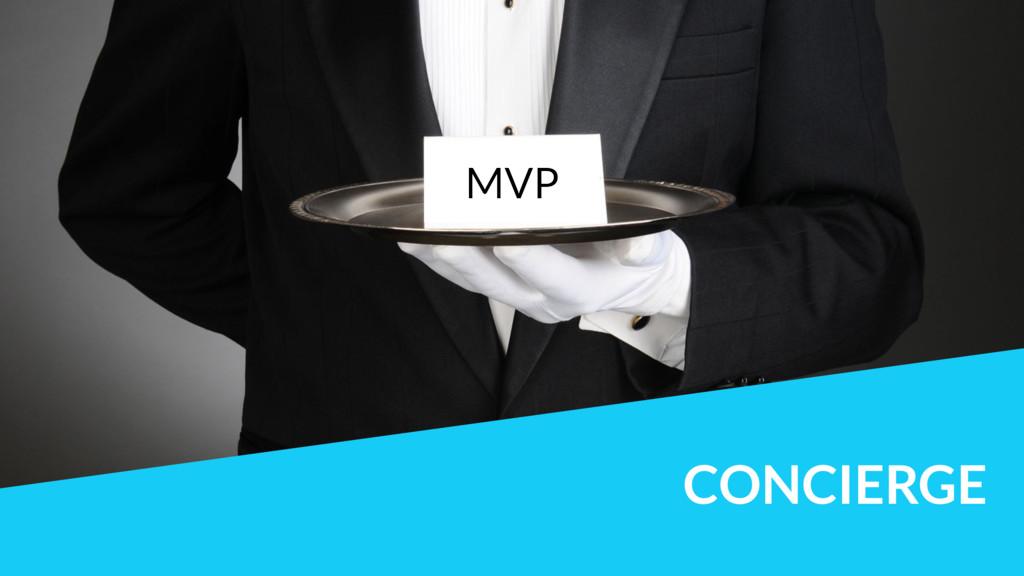 MVP CONCIERGE