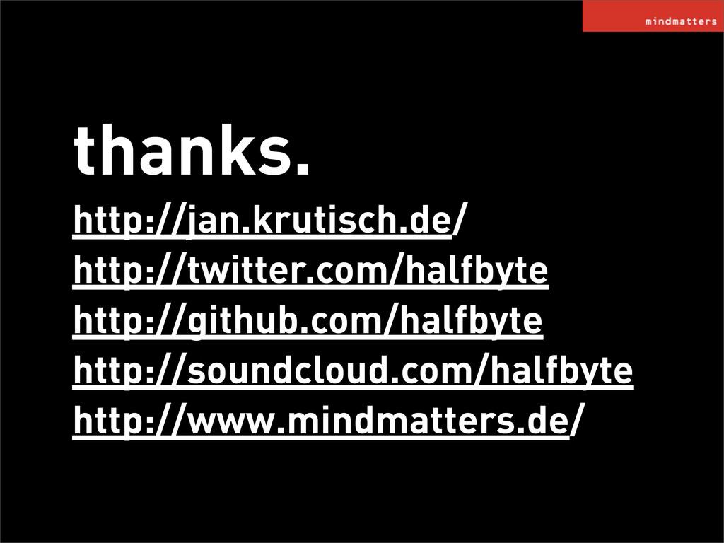 thanks. http://jan.krutisch.de/ http://twitter....