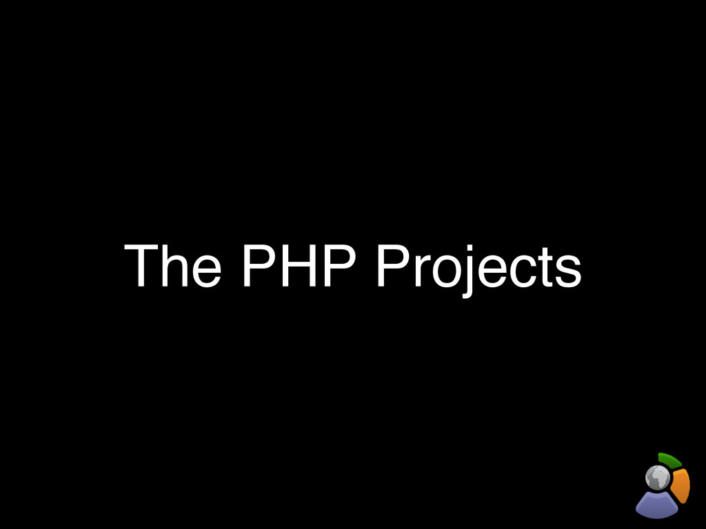 The PHP Projects