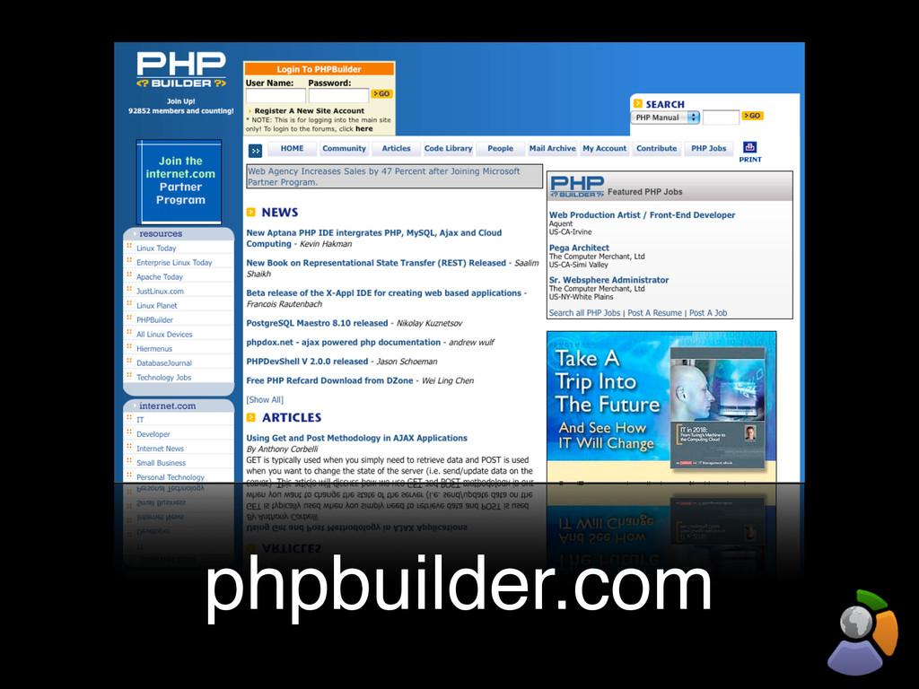 phpbuilder.com
