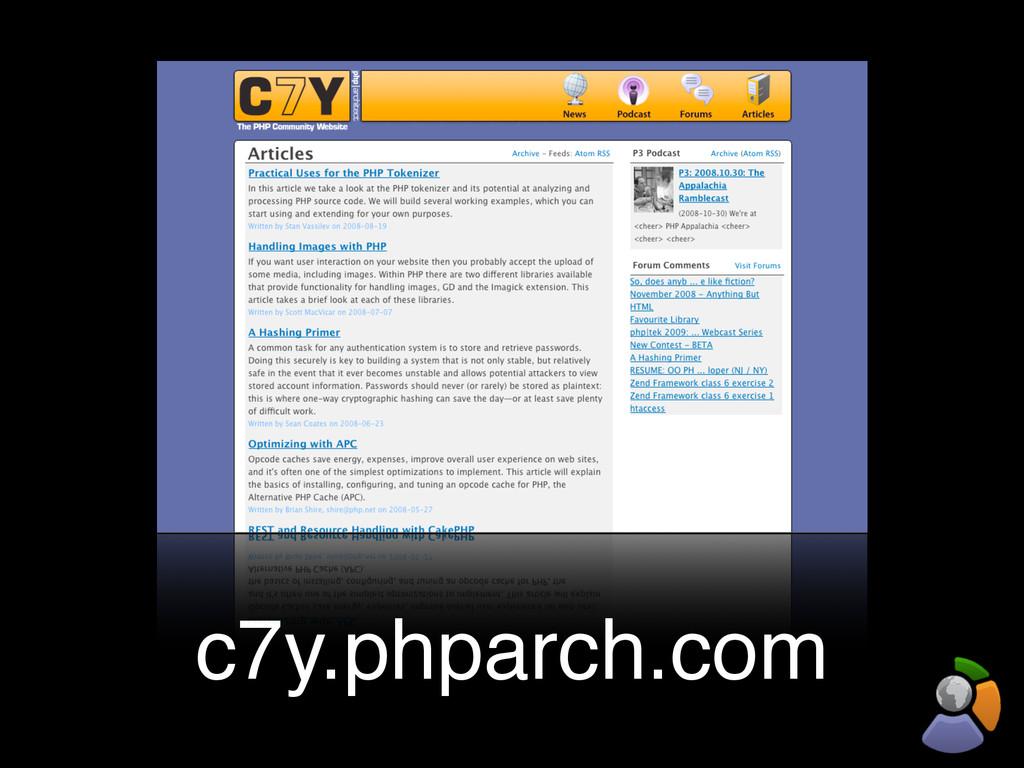 c7y.phparch.com