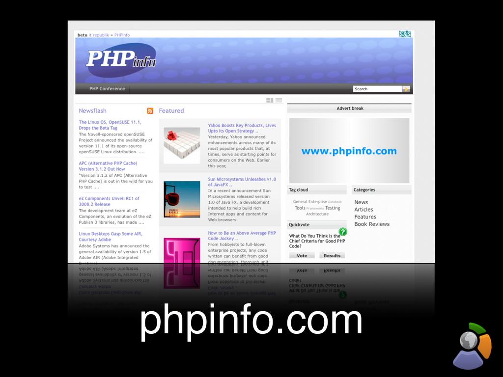 phpinfo.com