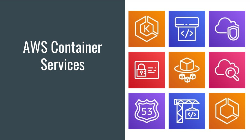 AWS Container Services