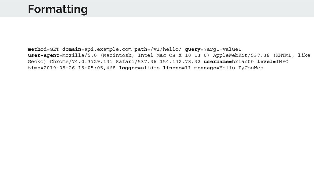 Formatting method=GET domain=api.example.com pa...