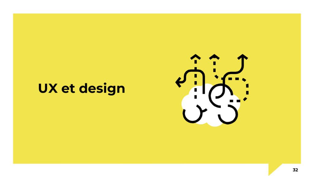 UX et design 32