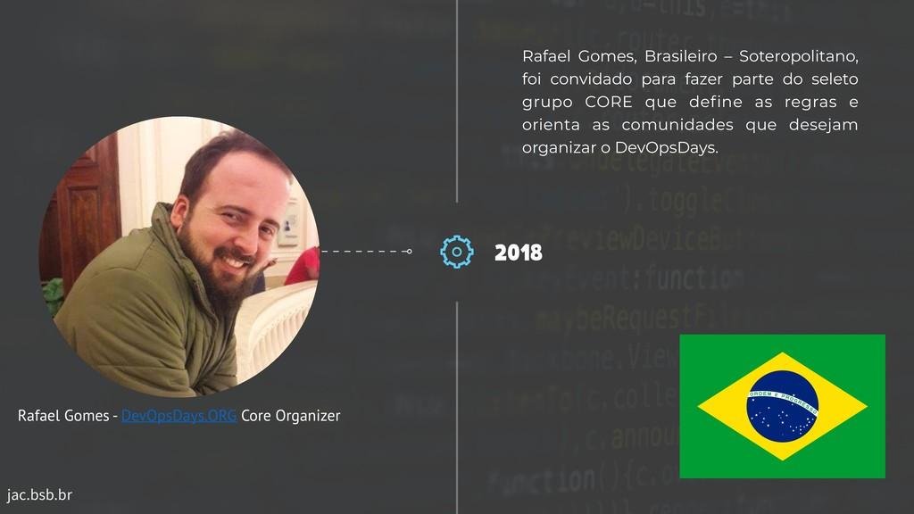 jac.bsb.br 2018 Rafael Gomes, Brasileiro – Sote...