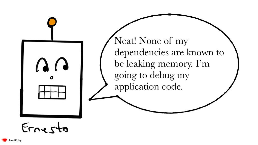 Neat! None of my dependencies are known to be l...
