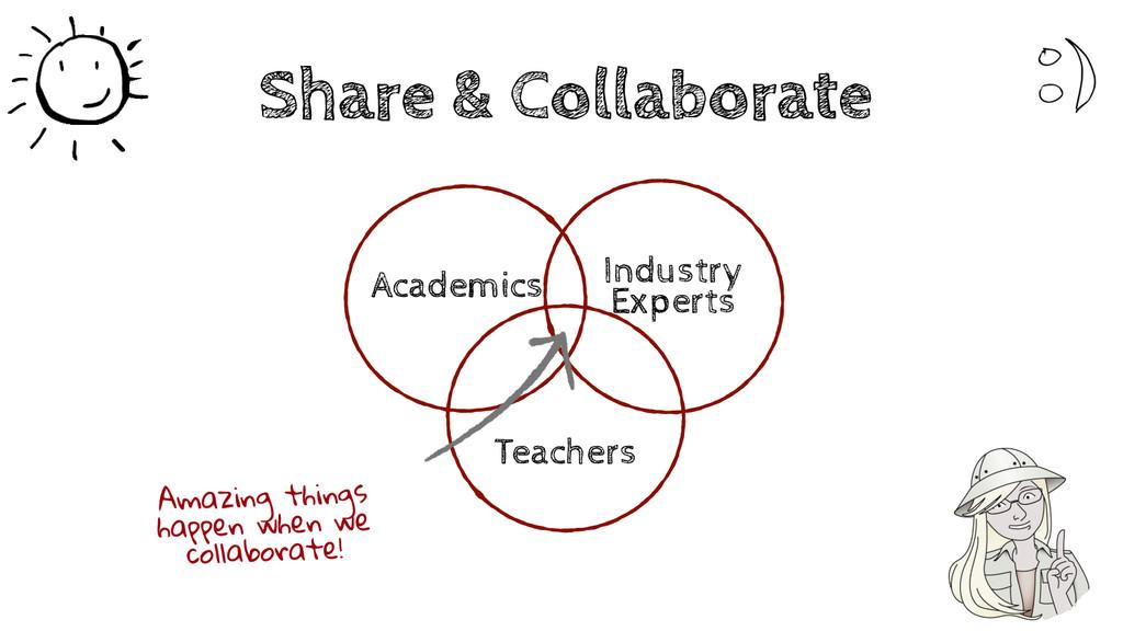Academics Industry Experts Teachers Amazing thi...