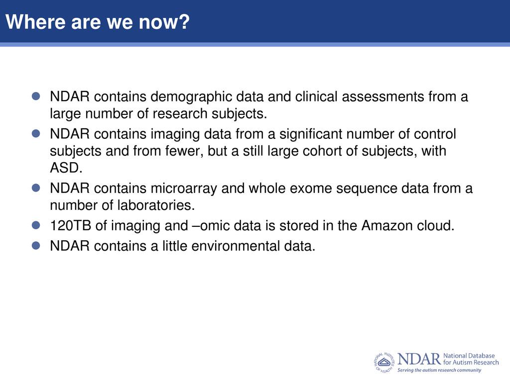 2 Data Structures | Data Elements  NDAR contai...