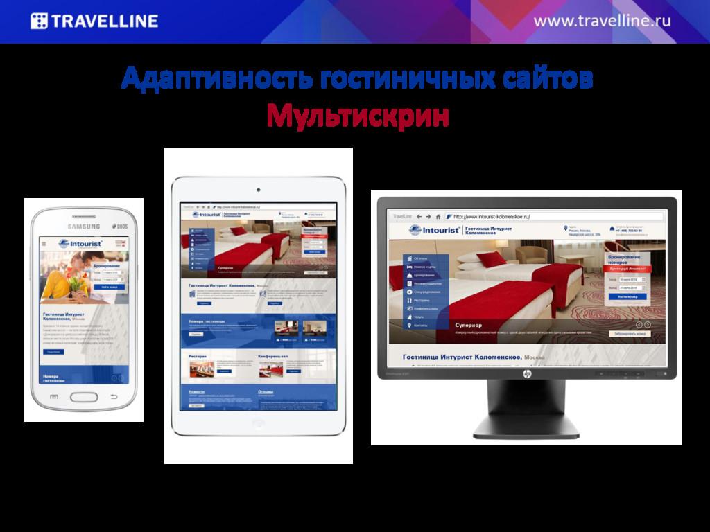 Адаптивность гостиничных сайтов Мультискрин