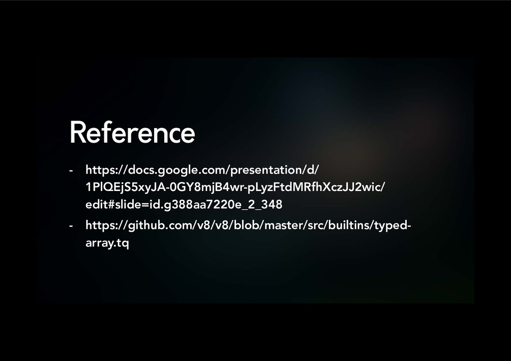 Reference - https://docs.google.com/presentat...
