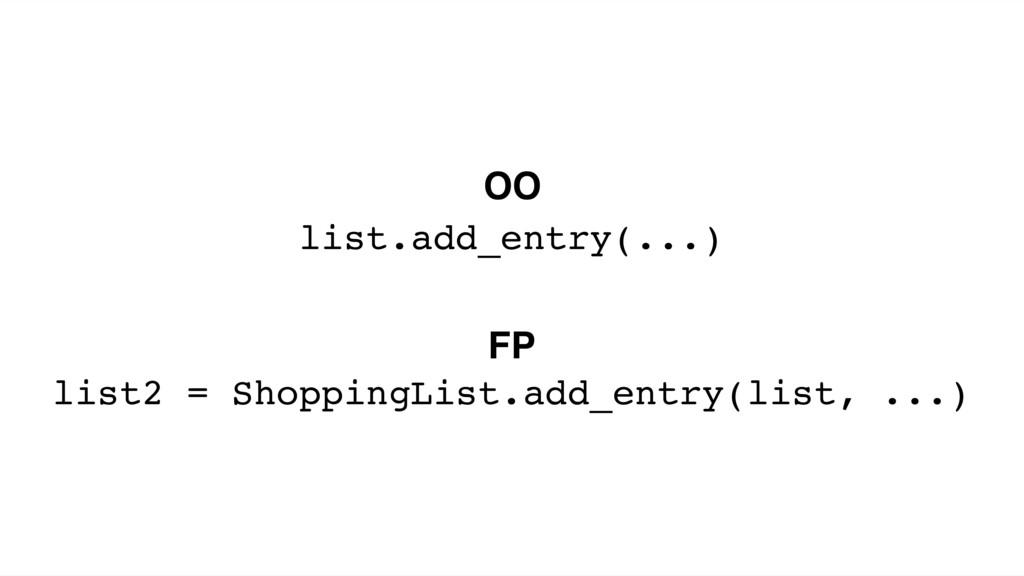 list.add_entry(...) list2 = ShoppingList.add_en...