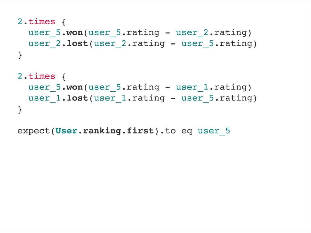 2.times { user_5.won(user_5.rating - user_2.rat...