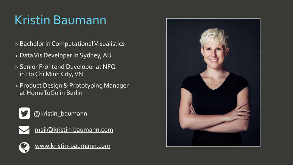 Kristin Baumann > Bachelor in Computational Vis...