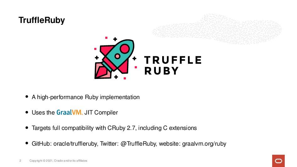 TruffleRuby • A high-performance Ruby implementa...